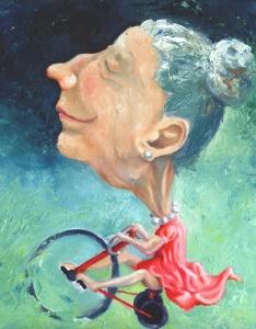 bicyclelady
